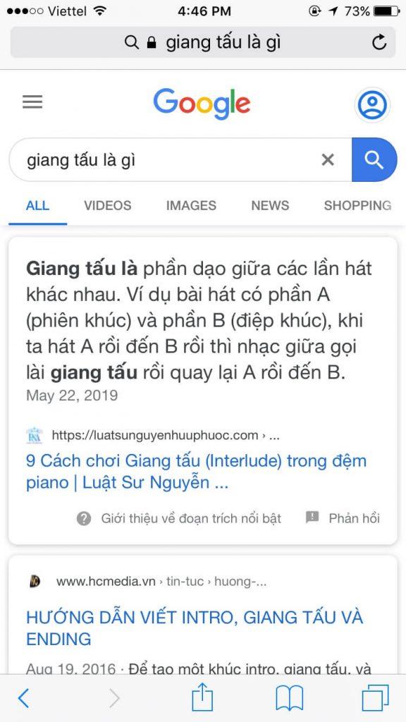 giang-tau-la-gi