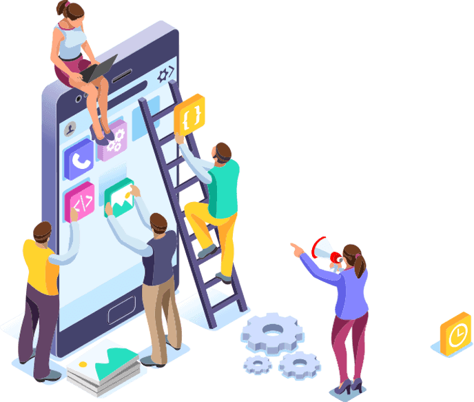 Our mobile application developers ensure complex functions on both Android, iOS and Windows Phone. Help bring Customer's ideas to the end user the most simple way