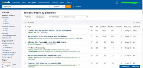 the-best-pages-by-backlink