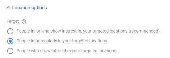 location-options