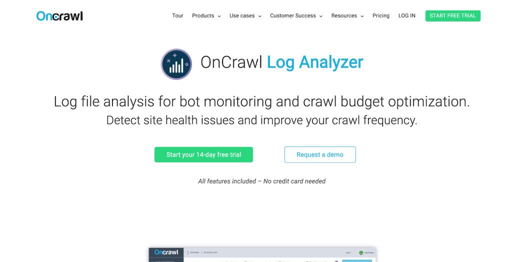 oncraw-log