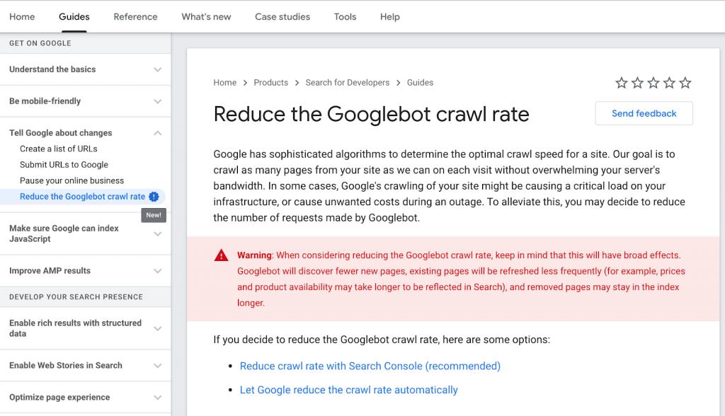 reduce-the-googlebot-crawl-rate-